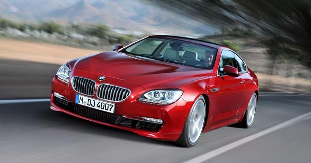 BMW Série 6 Coupé : encore plus dynamique