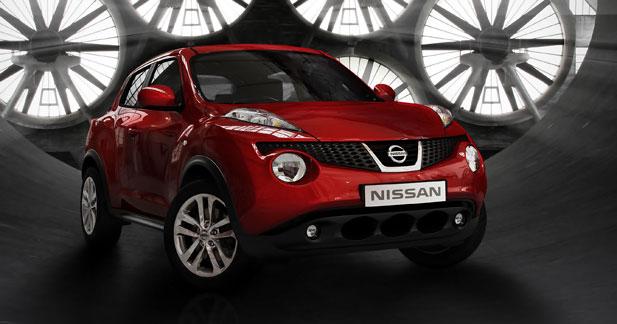 Nissan Juke : à partir de 16 490 euros