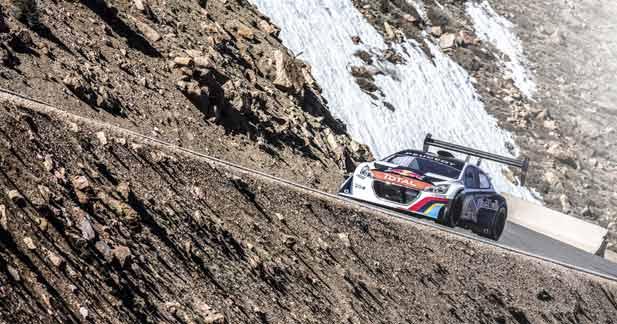 Pikes Peak: Sébastien Loeb déjà dans le coup