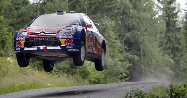 Sébastien Loeb au 7ème ciel