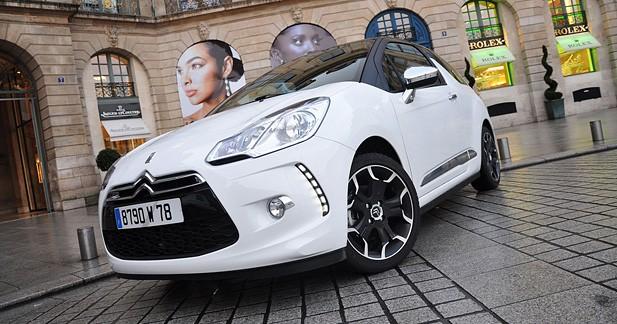Citroën DS3 : La Mini en ligne de mire