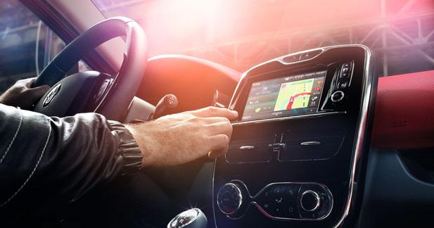 La tablette R-Link déjà disponible sur 6 modèles de Renault