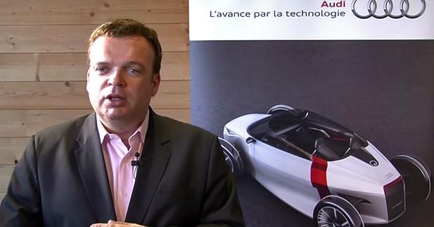 Interview : le point sur les technos bio Audi avec François Bacquet