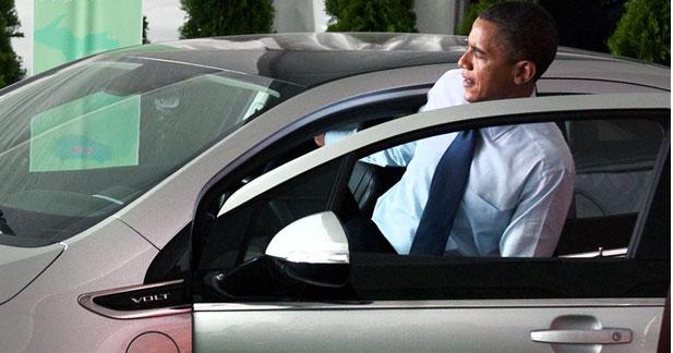 Election d'Obama : une bonne nouvelle pour le véhicule électrique ?