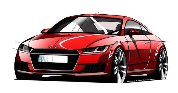 Nouvel Audi TT : le changement dans la continuité