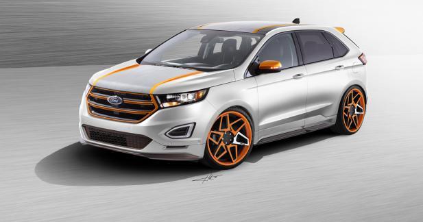 Les SUV Ford se dévergondent au SEMA Show