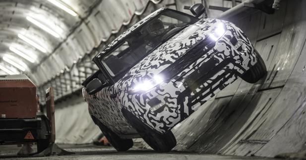 Une production limitée pour le Range Rover Evoque Cabriolet