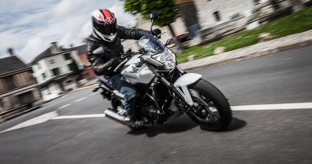 Le roadster Honda NC 700 S à moins de 5000 € !