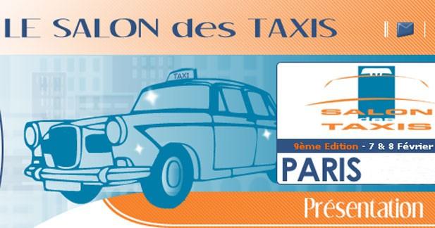 Le salon des taxis les 7 et 8 f vrier la porte de versailles for Les salons porte de versailles