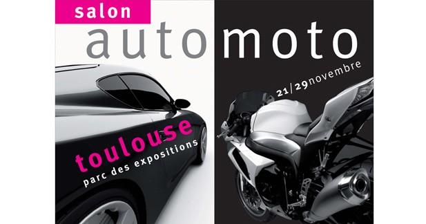 Salon de l 39 auto et de la moto de toulouse du 21 au 29 - Salon de la moto tours ...
