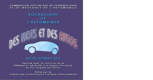 """Sortie de l'édition 2010 de """"Des mots et des autos"""""""