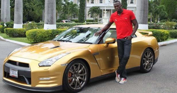 Usain Bolt : Une monture à sa mesure