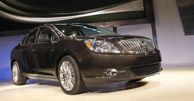 Buick Verano : une compacte de luxe au goût américain