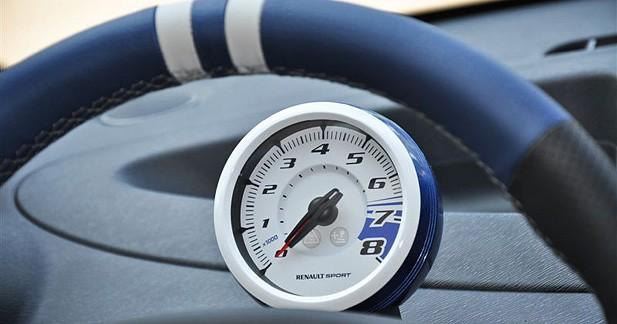 230 ch pour la future Clio R.S. Gordini ?