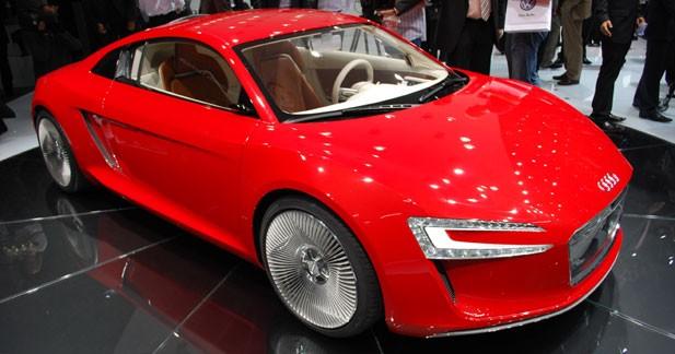 Audi vise la place de leader de l'électrique Premium en 2020