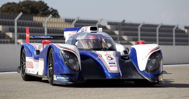 Toyota est prêt pour la reprise du championnat WEC