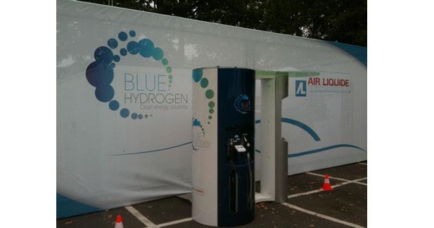 Air Liquide veut développer des stations à hydrogène en France