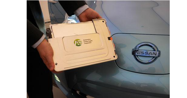 Nissan se penche sur la seconde vie des batteries aux USA