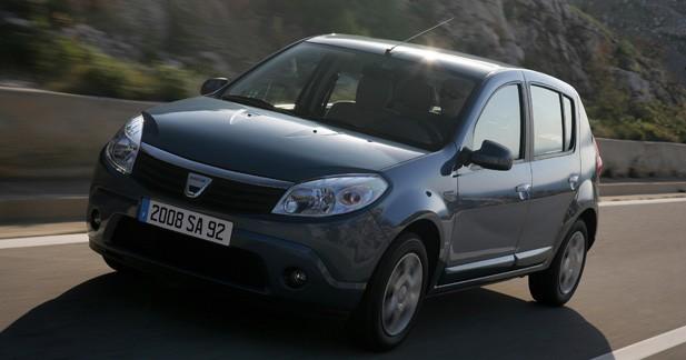 Dacia plébiscitée par ses clients
