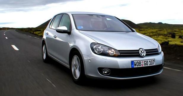 Volkswagen Golf VI: Le mètre-étalon