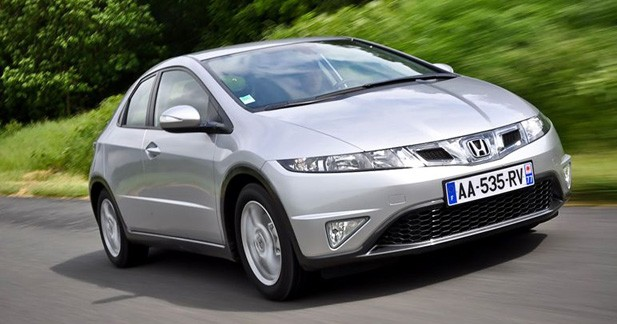 Honda Civic: un OVNI convaincant!