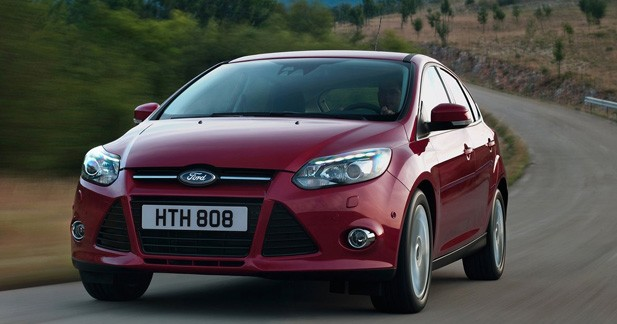 Ford Focus: Compacte aux hormones