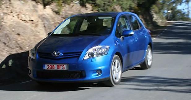 Toyota Auris: Asepsie réussie…