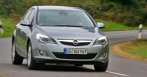 Opel Astra: Crise de croissance