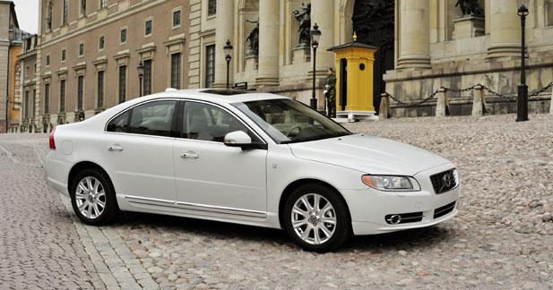 Les convives du mariage princier suédois rouleront en Volvo