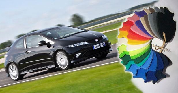 Quelle couleur pour votre prochaine auto ?