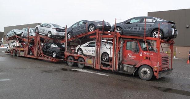 La Volt amène de nouveaux clients à Chevrolet