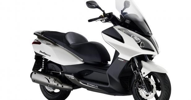 Promo scooter Kymco pour la rentrée 2013