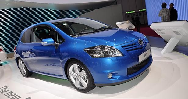 Les Engagements Toyota : une offre de LOA pour le lancement de l'Auris