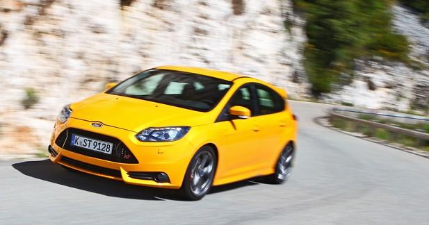 La Ford Focus est la voiture la plus vendue au monde