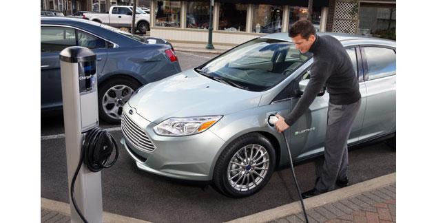 Le programme de Ford sur l'électrique et l'hybride