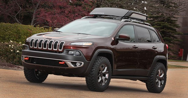Chrysler se débride en vue du SEMA Show
