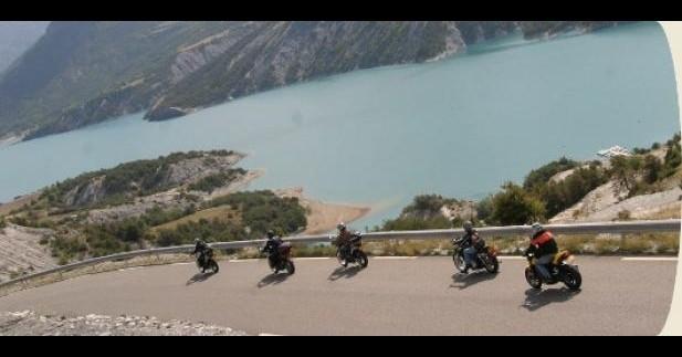 Les motards accueillis chez Logis