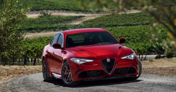 Alfa Romeo Giulia: des fuites dévoilent la gamme de motorisations