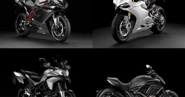 Les nouveautés Ducati 2013 sont en concession !