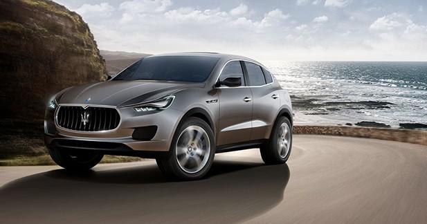 Le plan produit de Maserati pour les quatre ans à venir