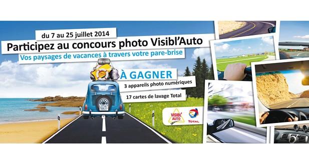 CARGLASS : un concours photos pour prôner une bonne visibilité au volant