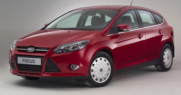 Ford décline la nouvelle Focus en version ECOnetic