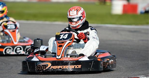 ''GO TO ABU DHABI'' : une course d'endurance en kart pour les entreprises
