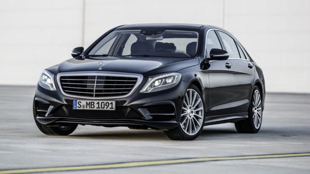 Mercedes Classe S : le carnet de commande déjà bien rempli
