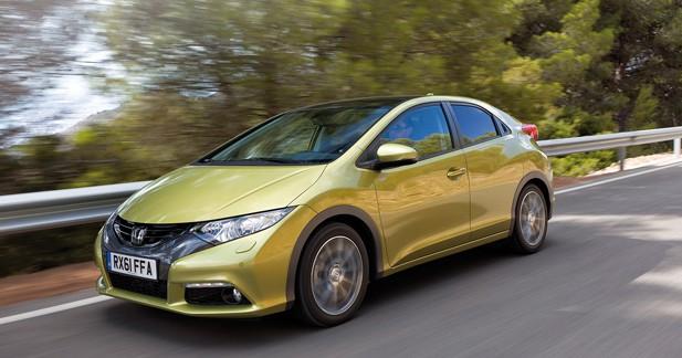 Honda : hausse des tarifs sur toute la gamme
