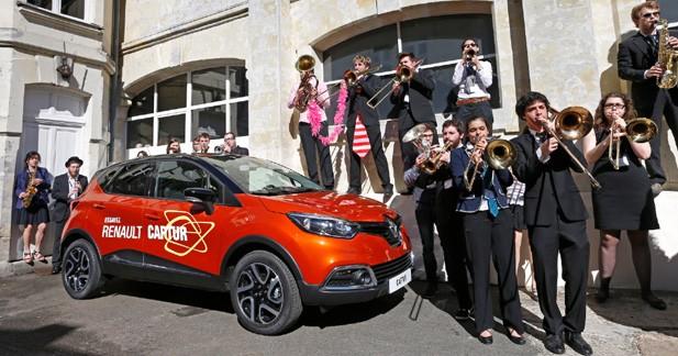Salon du Livre et du Vin : bouillon de culture en Renault Captur