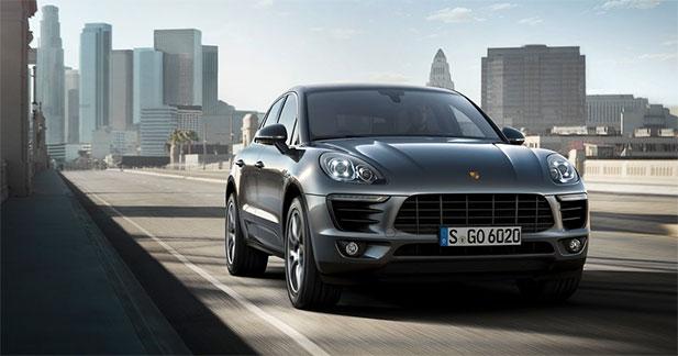 La belle année 2013 de Porsche