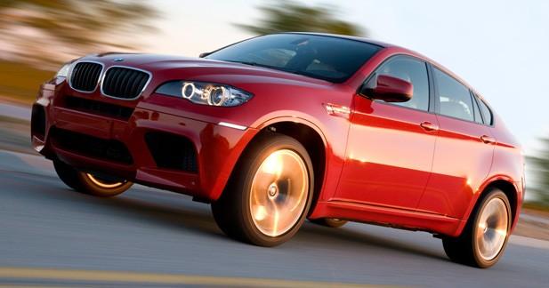Les SUV ''Premium'': Sportivité vue d'en haut
