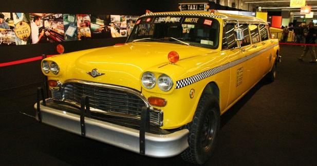 Les taxis à l'honneur au mondial de l'auto