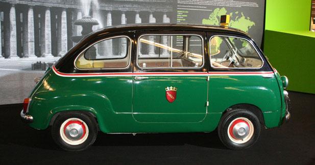 Fiat 600 Multipla - Rome - 1958